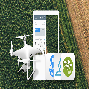 commercial drone software market current impact to make big changes kespry precision hawk esri