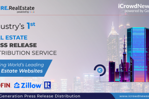 zillow trulia realtor and redfin now included in icrowdnewswire powered by google industry leading real estate press release newswire distribution target any zip code in the us