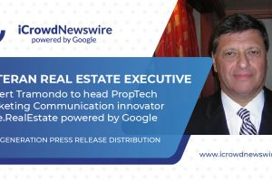 veteran real estate executive robert tramondo to head proptech marketing communication innovator wire realestate powered by google